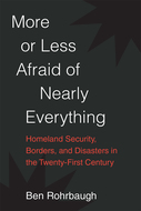 Cover image for 'More or Less Afraid of Nearly Everything'