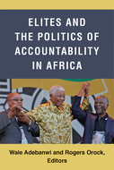 Book cover for 'Elites and the Politics of Accountability in Africa'