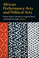 Cover image for 'African Performance Arts and Political Acts'