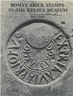 Book cover for 'Roman Brick Stamps in the Kelsey Museum'