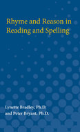 Cover image for 'Rhyme and Reason in Reading and Spelling'