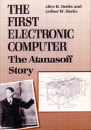 Cover image for 'The First Electronic Computer'