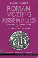 Cover image for 'Roman Voting Assemblies'