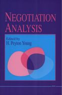 Book cover for 'Negotiation Analysis'