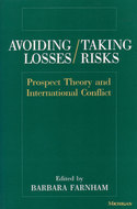 Cover image for 'Avoiding Losses/Taking Risks'