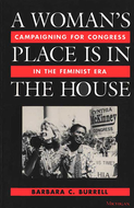 Cover image for 'A Woman's Place Is in the House'