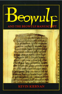 Book cover for 'Beowulf and the Beowulf Manuscript'