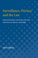 Book cover for 'Surveillance, Privacy, and the Law'