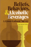Book cover for 'Beliefs, Behaviors, and Alcoholic Beverages'