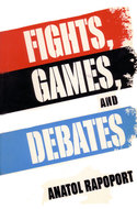 Book cover for 'Fights, Games, and Debates'