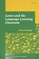 Cover image for 'Genre and the Language Learning Classroom'