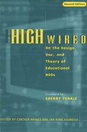 Book cover for 'High Wired'