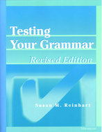 Book cover for 'Testing Your Grammar, Revised Edition'