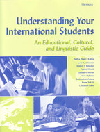 Book cover for 'Understanding Your International Students'
