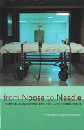 Book cover for 'From Noose to Needle'