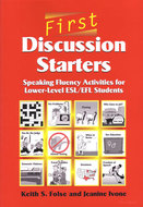 Cover image for 'First Discussion Starters'