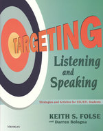 Cover image for 'Targeting Listening and Speaking'