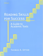 Book cover for 'Reading Skills for Success'