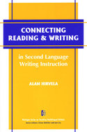 Cover image for 'Connecting Reading & Writing in Second Language Writing Instruction'