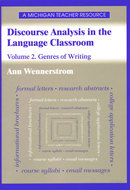 Cover image for 'Discourse Analysis in the Language Classroom'