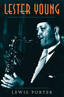 Book cover for 'Lester Young'
