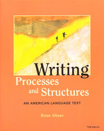 Book cover for 'Writing Processes and Structures'