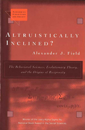 Cover image for 'Altruistically Inclined?'