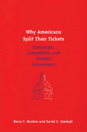 Book cover for 'Why Americans Split Their Tickets'