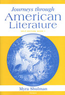 Cover image for 'Journeys through American Literature, Split Edition Book 1'