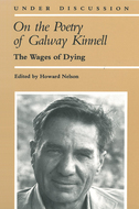 Book cover for 'On the Poetry of Galway Kinnell'
