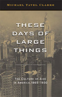 Cover image for 'These Days of Large Things'