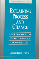 Cover image for 'Explaining Process and Change'