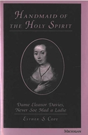 Book cover for 'Handmaid of the Holy Spirit'
