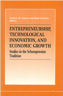 Book cover for 'Entrepreneurship, Technological Innovation, and Economic Growth'