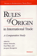 Cover image for 'Rules of Origin in International Trade'