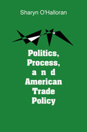 Book cover for 'Politics, Process, and American Trade Policy'