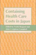 Cover image for 'Containing Health Care Costs in Japan'