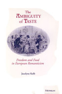 Cover image for 'The Ambiguity of Taste'