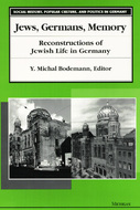Cover image for 'Jews, Germans, Memory'