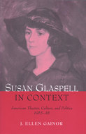 Cover image for 'Susan Glaspell in Context'