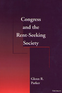 Cover image for 'Congress and the Rent-Seeking Society'