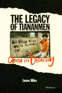 Cover image for 'The Legacy of Tiananmen'