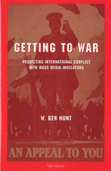 Book cover for 'Getting to War'