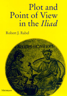 Book cover for '<div>Plot and Point of View in the <i>Iliad</i> <br></div>'