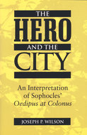 Cover image for 'The Hero and the City'