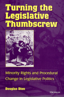 Cover image for 'Turning the Legislative Thumbscrew'