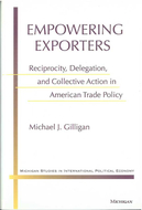 Book cover for 'Empowering Exporters'