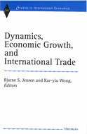 Cover image for 'Dynamics, Economic Growth, and International Trade'