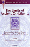 Book cover for 'The Limits of Ancient Christianity'