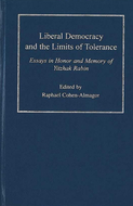 Book cover for 'Liberal Democracy and the Limits of Tolerance'